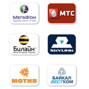Операторы сотовой связи Любима