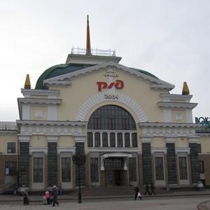 Железнодорожные вокзалы Любима